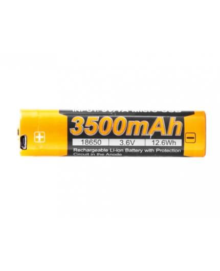 Akumulator Fenix USB ARB-L18U 18650 3500 mAh 3,6V