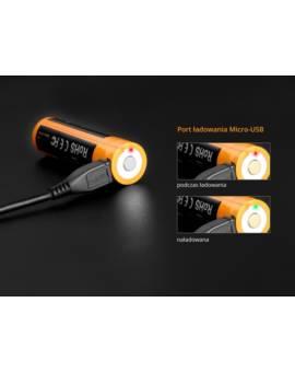 Akumulator Fenix USB ARB-L14U 14500 1600 mAh 1,5V